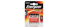4PILES AAA/LR03 ENERGIZER MAX