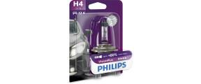 12 1AMP PHILIPS H4 VISION PLUS