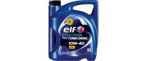 ELF EVOL 700 TD 10W40 5L