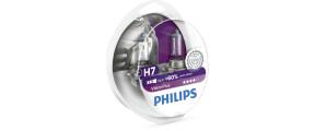 11 2AMP PHILIPS H7 VISION PLUS