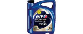 ELF EVOL FULL-TECH C3 5W30 5L