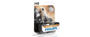 19 1AMP PHILIPS H8 VISION (+30