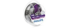 12 2AMP PHILIPS H4 VISION PLUS