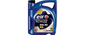 ELF EVOL FULL-TECH C4 5W30 5L