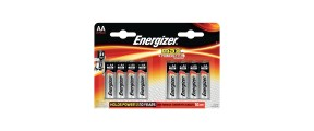 8PILES AA/LR6 ENERGIZER MAX
