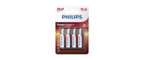 4PILES ALCALINES LR06 1,5V/AA